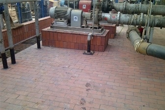 alkali proof brick lining
